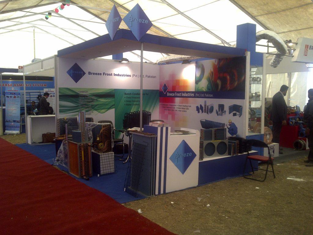 Exhibitions | Breeze Frost Industries